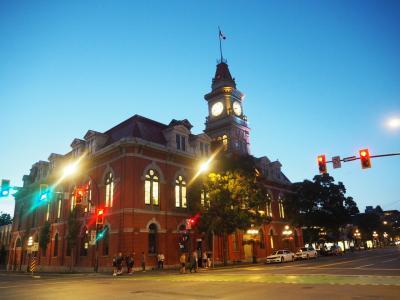 イギリスと西海岸を感じる街 カナダビクトリア