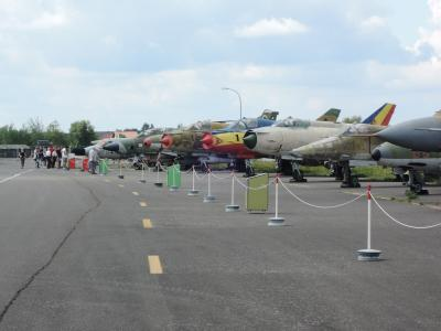 2019年夏、3泊6日。ベルリン おっさん2人旅(3日目 ドイツ空軍博物館とベルリン市内観光)