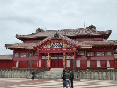 母娘旅 2019年お正月 in 沖縄【SFC修行reg1-2】