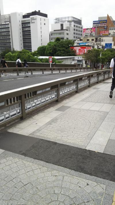 神楽坂周辺散歩2019年7月その1