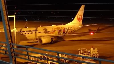 JL150便 青森(AOJ)→東京羽田(HND)搭乗記