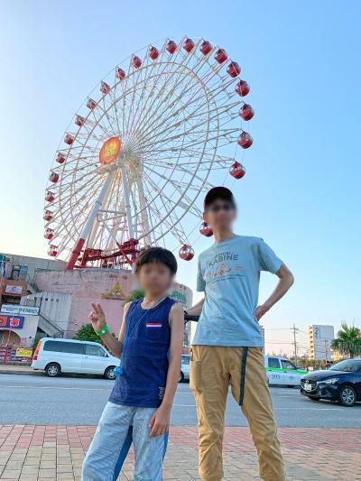10歳の夏休み 沖縄2日目