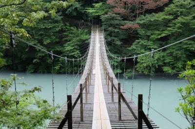 女一人旅 大井川鉄道&美肌の湯・寸又峡温泉