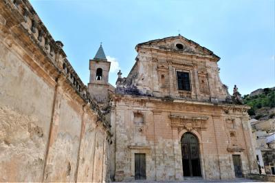魅惑のシチリア×プーリア♪ Vol.375 ☆美しきシクリ旧市街 2つの美しいサンタマリア教会♪