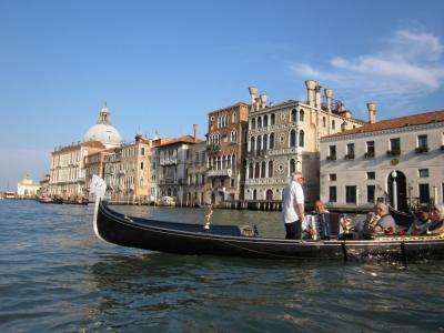 40代おひとり様の初心者海外旅行【イタリア4日目 ベネチア】