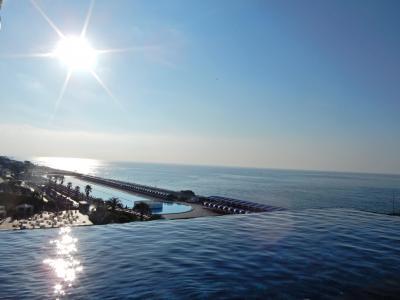 2019年8月 夏の終わりに1泊2日で遊ぶ大磯ロングビーチ 2日目