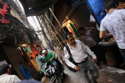 インドでホテルはしご旅⑤「ザ ロディ」編