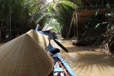 子連れ旅行 ベトナム・ホーチミン その2 メコン川クルーズ&クチトンネル観光をするのだ