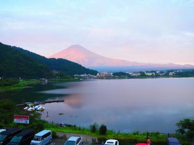 河口湖から忍野八海を回って箱根へ!2019夏旅②