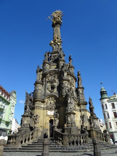 チェコ周遊⑤ オロモウツ(Olomouc)