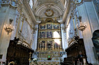 魅惑のシチリア×プーリア♪ Vol.388 ☆美しきモディカ旧市街 サンジョルジョ大聖堂は宮殿風な美しさ♪