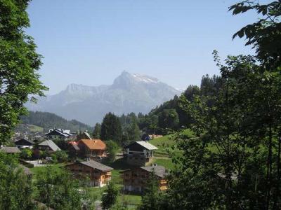 2019・シャモニー、サースフェーで山歩き、ちょっとイタリアで街歩き(その6、Megeveで山歩きのつもりが、、)