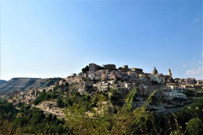 魅惑のシチリア×プーリア♪ Vol.392 ☆ラグーザ:旧市街の美しいパノラマ♪