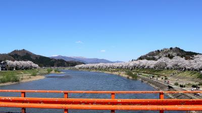 2019 GW・みちのく桜の名所を巡る旅 (3)