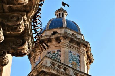 魅惑のシチリア×プーリア♪ Vol.397 ☆朝のラグーザ旧市街散歩:美しい教会やカンパニーレの風景♪