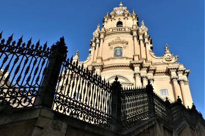 魅惑のシチリア×プーリア♪ Vol.400 ☆ラグーザ:さようなら ラグーザ大聖堂♪