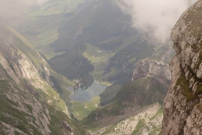 5日間でドイツ・スイスをかじる2019夏旅⑩~標高2,502m、センティス山へ!後半~