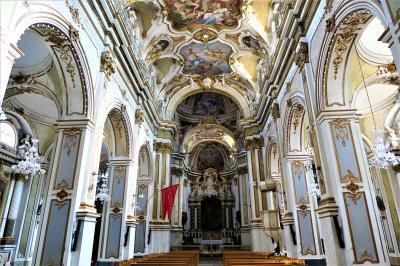 魅惑のシチリア×プーリア♪ Vol.403 ☆イスピカ大聖堂 聖堂内は豪華絢爛な空間♪