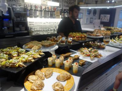 2019年夏休みの旅⑧ サンセバスチャンで飲んで食べて楽しみました!