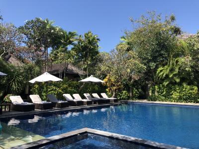 ゆったりと過ごすバリ島10日間