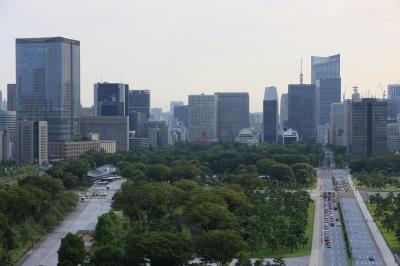パレスホテル東京 宿泊記