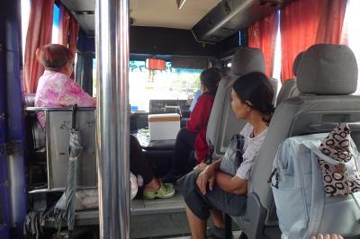 9万5千円で2週間、タイの遺跡やラオスを巡り、東南アジア初心者のシニア婦人たちをエスコートする旅(6/22)シーサッチャナライ遺跡