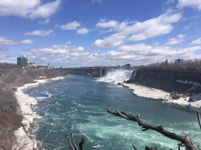 ナイアガラの滝Niagara Falls トロントより日帰りツアー