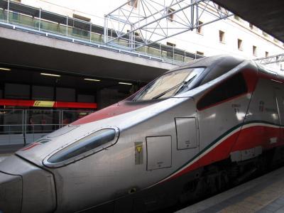 40代おひとり様の初心者海外旅行【イタリア旅行 鉄道編】