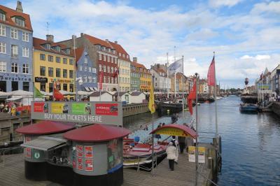 デンマーク・コペンハーゲン 乗り継ぎで短時間観光
