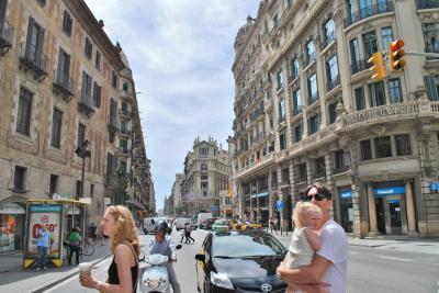新婚旅行はヨーロッパへ! 南イタリア・ローマ・バルセロナの旅⑥(バルセロナ後編)