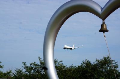 航空科学博物館とその近郊と成田空港で飛行機ウォッチング