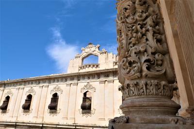 魅惑のシチリア×プーリア♪ Vol.409 ☆ノート:サンフランチェスコ教会から美しいパノラマ♪