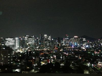 台風13号・15号と共にソウル旅