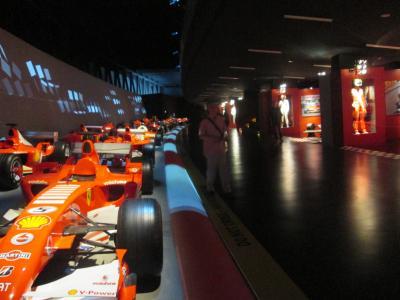 2018 Forza Italia settentrionale #9 Museo dell'Automobile di Torino博物館