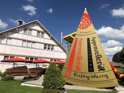 5日間でドイツ・スイスをかじる2019夏旅11~アッペンツェラーチーズ~