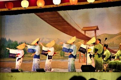 ☆日本の祭り☆哀悼の想いを込めて 越中八尾・おわら風の盆
