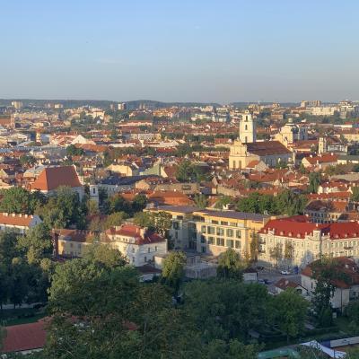 弾丸週末旅行 ー リトアニア、フィンランド、エストニア