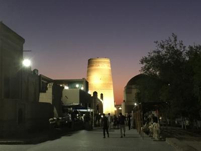 2019 夏 ウズベキスタンの旅⑤ 城壁に囲まれたテーマパーク!?ヒヴァ観光の巻