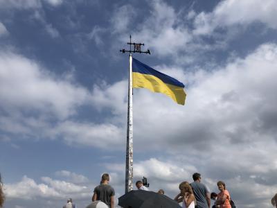 ウクライナ2日目 リヴィウ