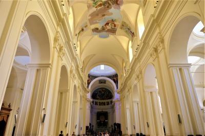 魅惑のシチリア×プーリア♪ Vol.414 ☆ノート:バロックの美しいノート大聖堂は優雅な雰囲気♪