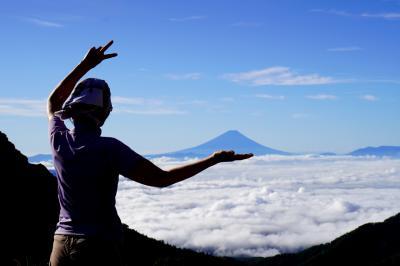 君に捧げる富士山