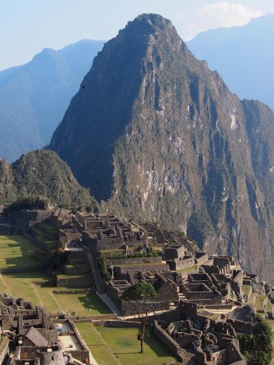 南米女一人旅、地球の裏側は遠かった~マチュピチュ編~