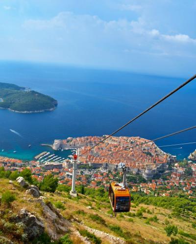 すんごく良かった~クロアチア&スロベニアの旅 #8アドリア海の真珠、ドブロブニク珍道中