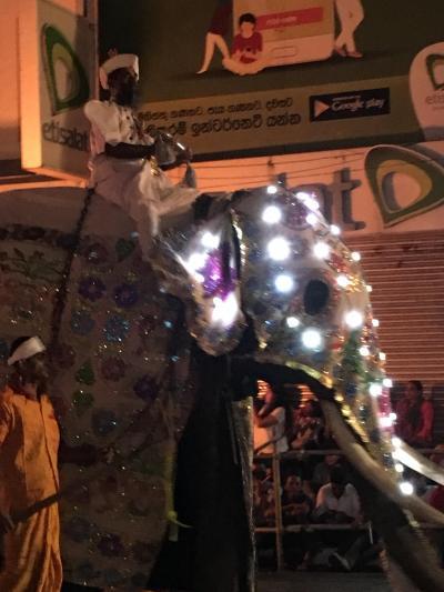 2度目のスリランカ ペラヘラ祭りと紅茶園とコロンボ+ちょっとクアラルンプール②