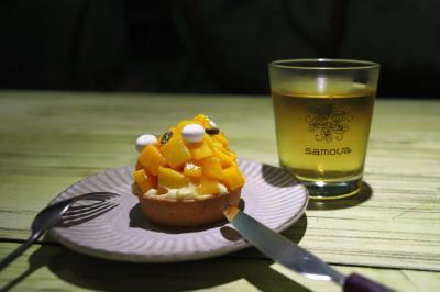 マンゴー&マンゴーかき氷 ~♪ オシャレな台北 & ローカル台北 てくてく、、編 ~~ 暑い7月に 台北 ひとり旅 ~~