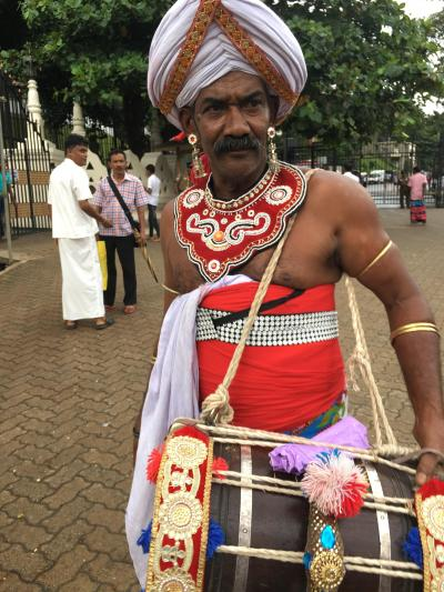 2度目のスリランカ ペラヘラ祭りと紅茶園とコロンボ+ちょっとクアラルンプール③