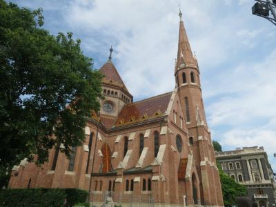 オーストリアとプチ東欧の旅 -3日目ハンガリーからウィーンへ