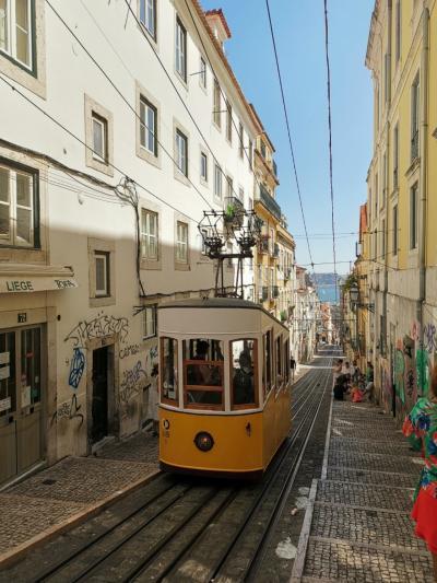 ポルトガル【リスボン】①中心地