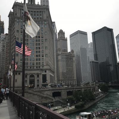 初めてのシカゴ二日間★女子四人旅その1