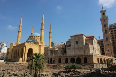 レバノン'19①~ベイルートの街歩き